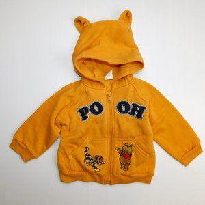 Disney Winnie the Pooh 6 Months Full Zip Hoodie